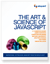 The Art & Science of JavaScript.